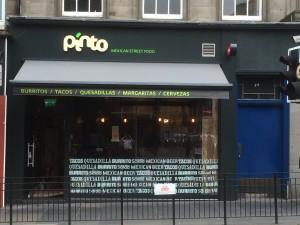 Pinto Edinburgh